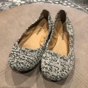 Lucky Brand Emmie Flat - Size 7